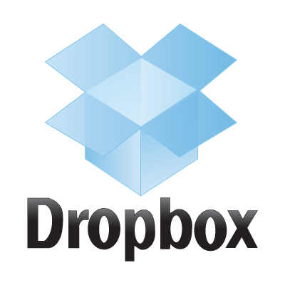 Dropbox logo .AI