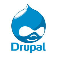 Drupal logo vector free download