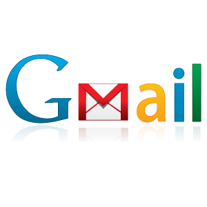 Gmail logo vector in EPS