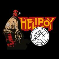 Hellboy vector logo free download