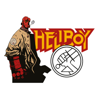 Hellboy vector logo