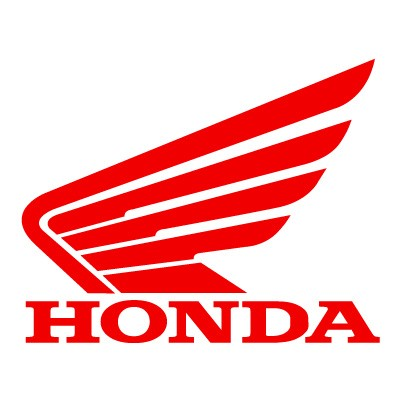 Honda Bike logo vector in .AI format