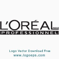 Loreal logo vector download free