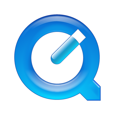 QuickTime icon vector logo