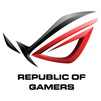 Asus Republic Of Gamers vector logo