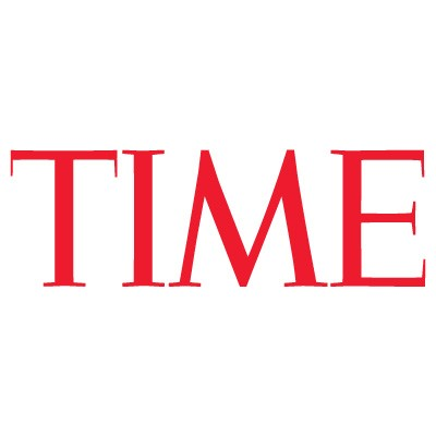 Time magazine logo vector in .EPS format