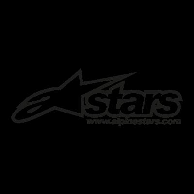 A Stars Alpinestars logo