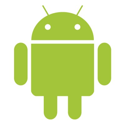 Android robot logo vector in .AI format