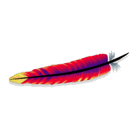Apache logo vector download free