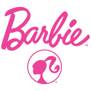 Barbie logo vector