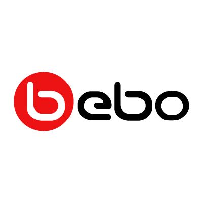 Bebo logo vector