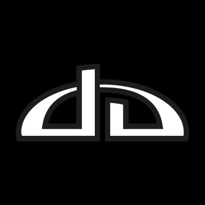 DeviantART Black vector logo