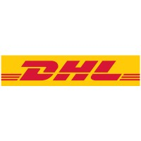 DHL Express logo vector in .EPS format