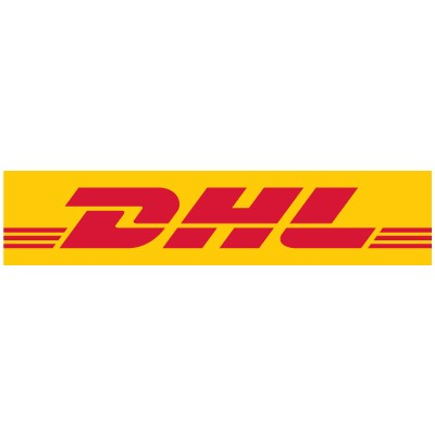 DHL Express logo vector in .EPS format