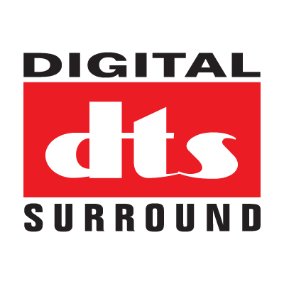 Digital DTS Surround logo