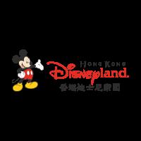 Disneyland Hong Kong vector logo download free