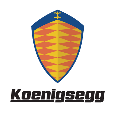 Koenigsegg logo vector