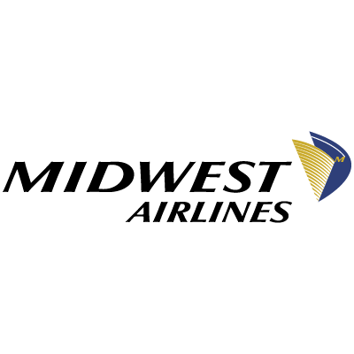 Midwest Airlines logo vector