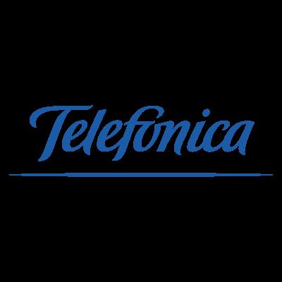 Telefonica logo vector