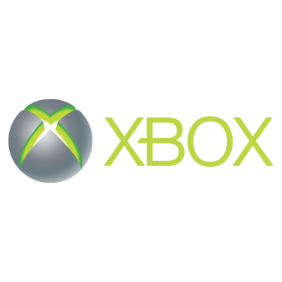 Xbox logo vector