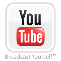 Youtube Button vector free download