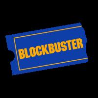 Blockbuster logo vector free download
