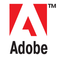 Adobe logo vector