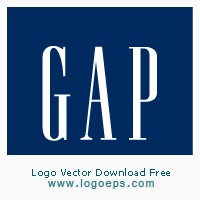 Gap logo vector download free