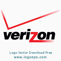 Download free Verizon vector logo. Free vector logo of Verizon, logo Verizon vector format.