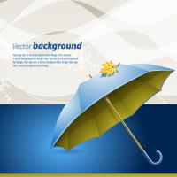 Umbrella – Autumn Background logo