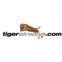 Tiger Airways logo vector download free