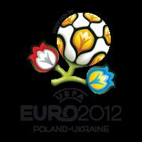 UEFA Euro 2012 logo vector free download