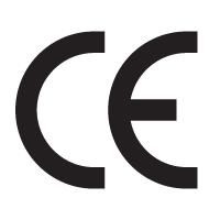 CE mark - 032 Sign logo