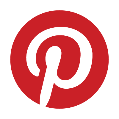 Pinterest Icon vector