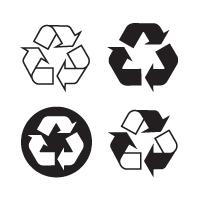 Recycling logo vector, logo of Recycling, download Recycling logo, Recycling, free Recycling logo