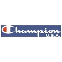 Champion USA logo vector free download