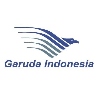 Garuda Indonesia logo vector in .EPS, free Garuda Indonesia logo