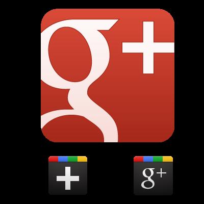 Google Plus Icon logo