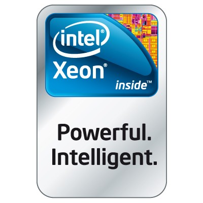 Intel Xeon logo vector in .AI format