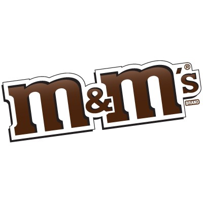 M&M's logo vector in .EPS format