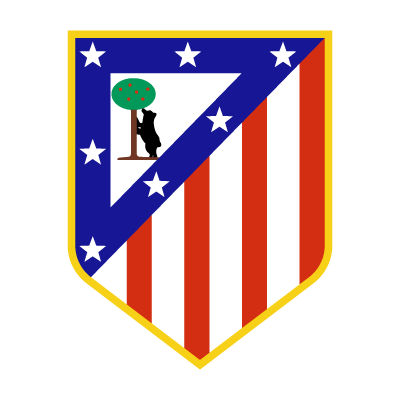 Atletico Madrid logo vector