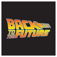 Back to the Future logo vector free