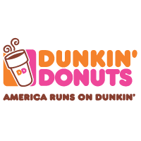 Dunkin Donuts logo vector free download