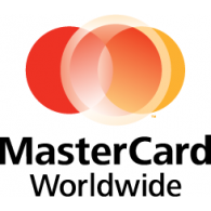 Mastercard Worldwide logo vector, logo Mastercard Worldwide in .AI format