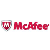 McAfee logo vector free download
