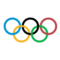 Olympic Rings logo vector free