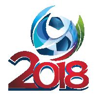 Russia 2018 logo vector free download