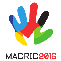 Madrid 2016 logo