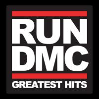 Run DMC logo vector free download