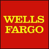 Wells Fargo logo vector
